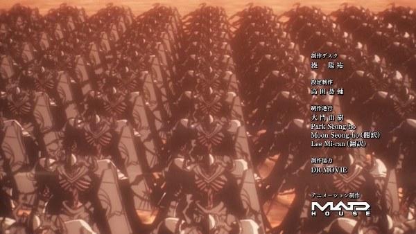 【腐】アニメ「オーバーロード3」10話感想:戦争が終わったら酒場で打ち上げをやるんだ・・・ 騎士3人 飲めるか クライン ガゼフ ブレイン 腐女子向け ホモ