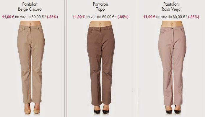 pantalones Antonelle