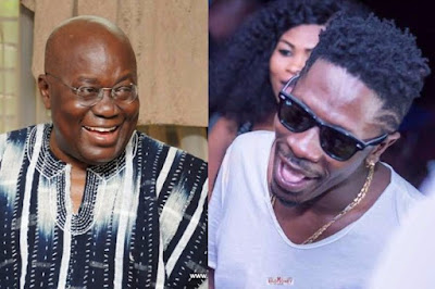 Shatta-Wale-requests-Land-Cruiser-from-Akufo-Addo-as-birthday-gift-holykey1.com