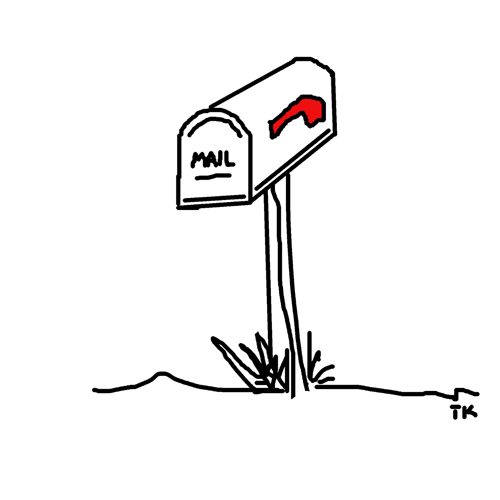 Plodding To Paradise You Ve Got Mail