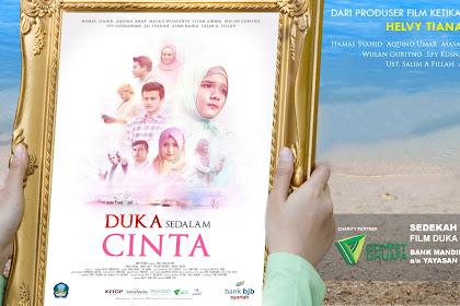 FILM DUKA SEDALAM CINTA TAYANG 19 OKTOBER