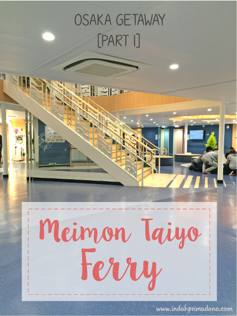 berlayar nyaman dengan meimon taiyo ferry, ferry dengan fasilitas lengkap