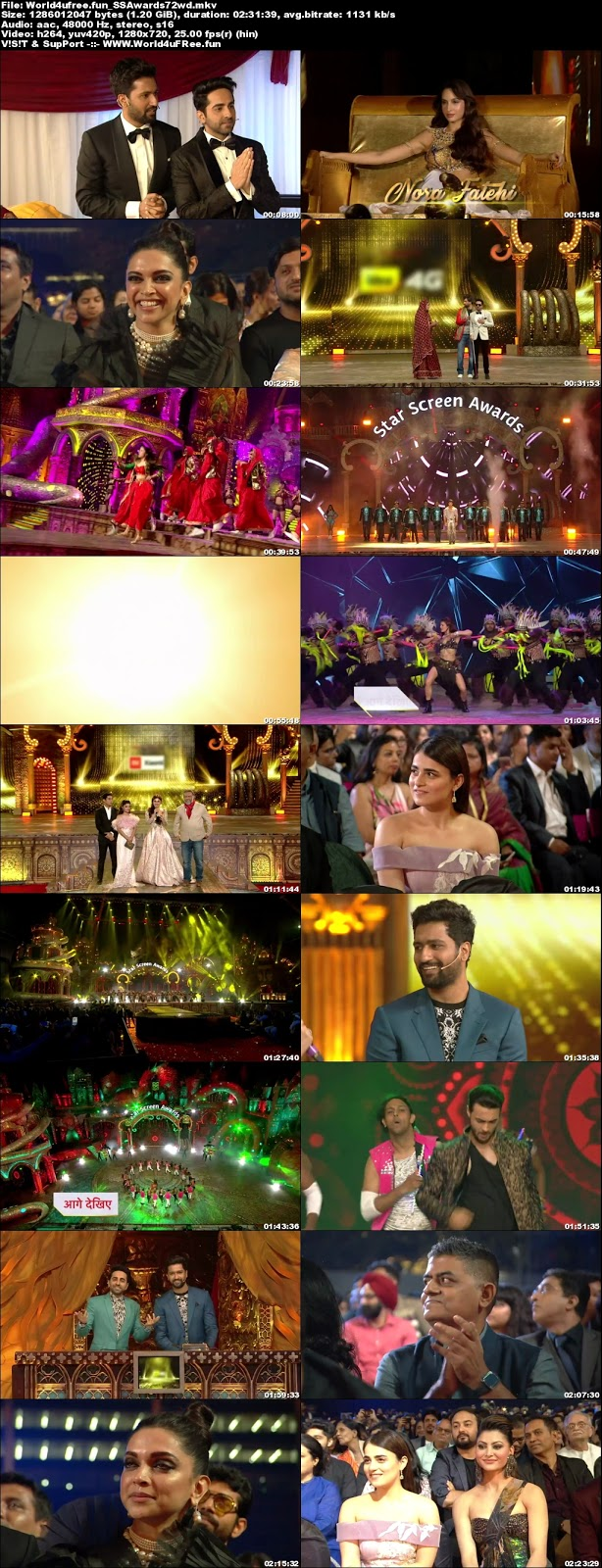 Star Screen Awards 2018 Full Show Hd Download | iremax tk