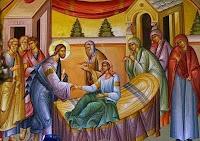 Η ΑΝΑΣΤΑΣΗ ΤΗΣ ΚΟΡΗΣ ΤΟΥ ΙΑΕΙΡΟΥ