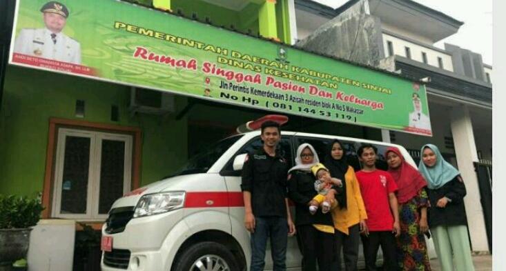 Puluhan Warga Sudah Rasakan Manfaatnya Rumah Singgah di Makassar
