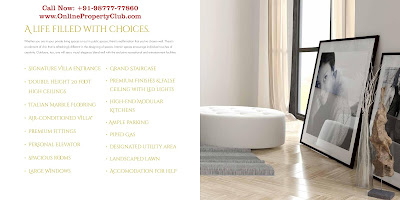PALM GRANDE Exclusive Villas New Chandigarh