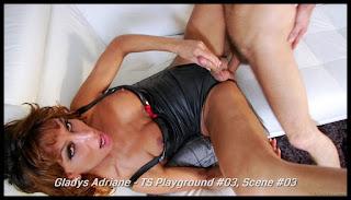 Gladys Adriane - TS Playground #03, Scene #03