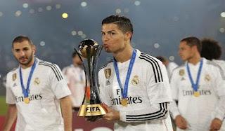 Ronaldo Ingin Raih Gelar Piala Dunia Antarklub Sebagai Penutup 2016