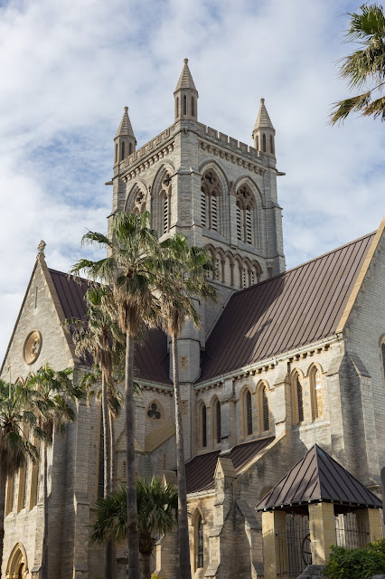 Cathedral in Hamilton, Bermuda