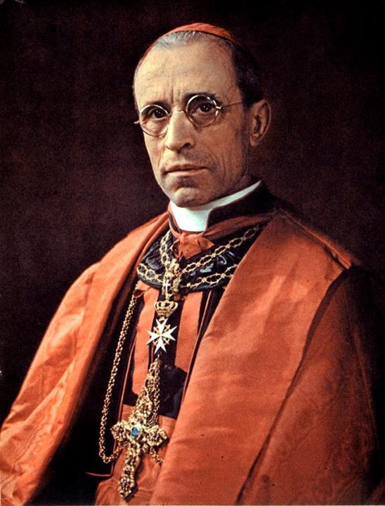 Resultado de imagen para Fotos de el cardenal Eugenio Pacelli