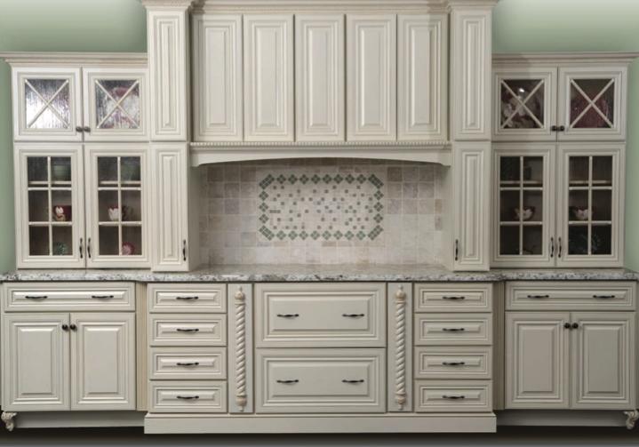 Kitchen Cabinets Antique White old kitchen cabinet | ideasidea