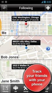 Phone Finder apk lacak lokasi pacar 2018