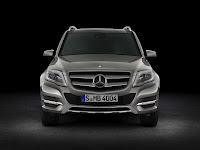 New 2012 Mercedes Benz GLK X204 Upgrade Source Picture