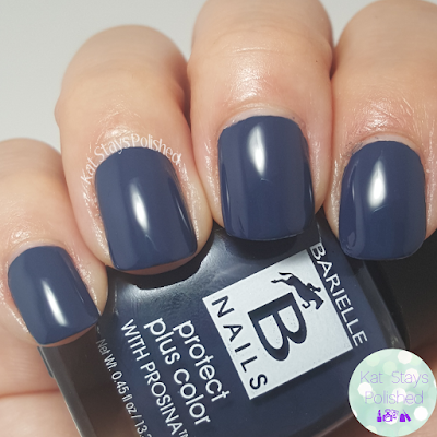 Barielle: Protect Plus Color with Prosina - Tres Chic | Kat Stays Polished