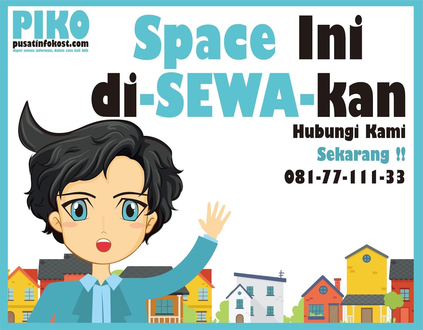 Space di Sewakan