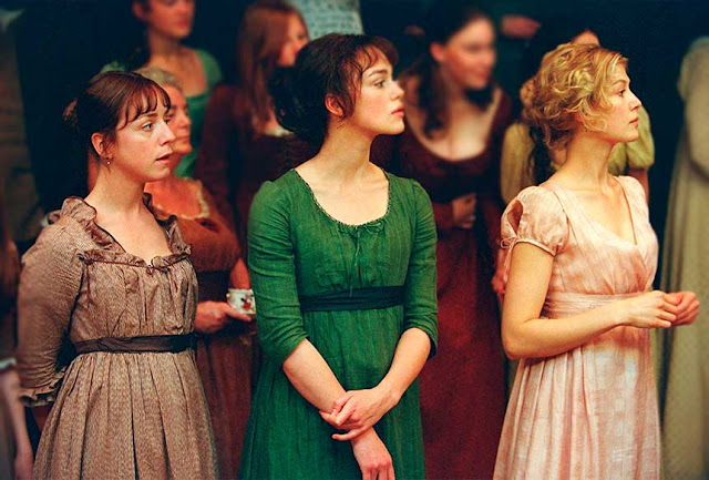 Amiga, Elizabeth e Jane