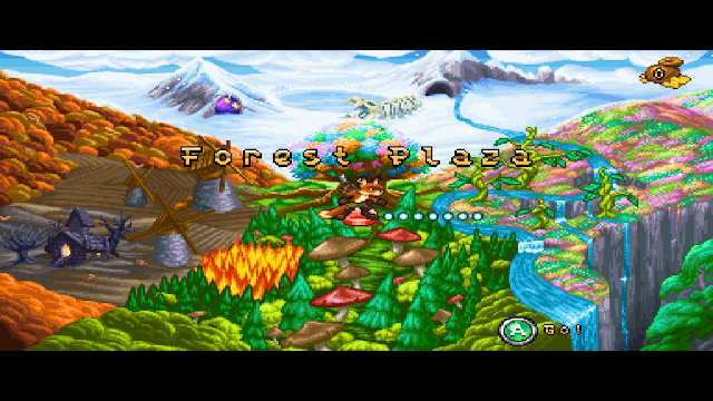 Fox n Forests, um tributo ao Super Nintendo e ao Mega Drive
