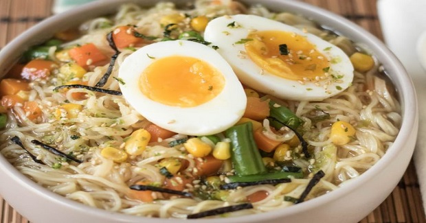 Quick And Easy Ramen Bowl Recipe
