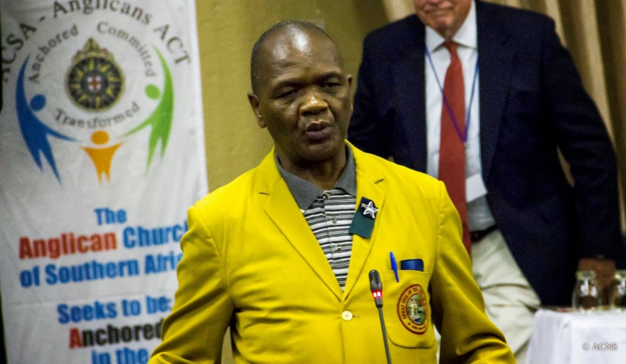 Archbishop Thabo Makgoba Historic Greetings From The Council Of