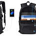 Amazon: $16.89 (Reg. $25.99) Slim Laptop Backpack with USB Charging Hole!
