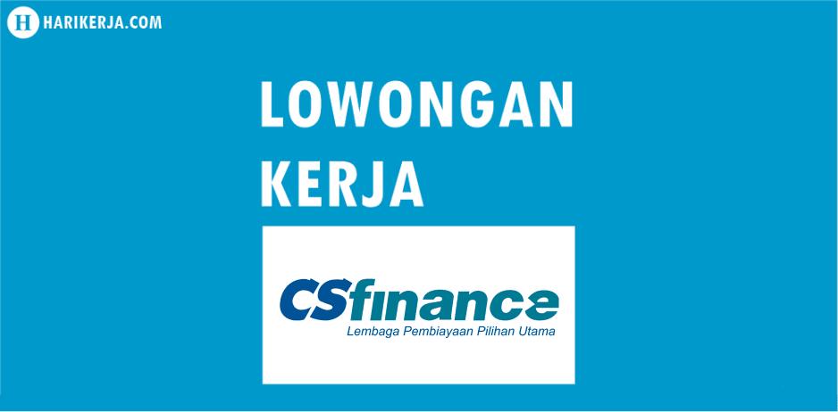 Lowongan Kerja CS Finance Terbaru Juli 2017