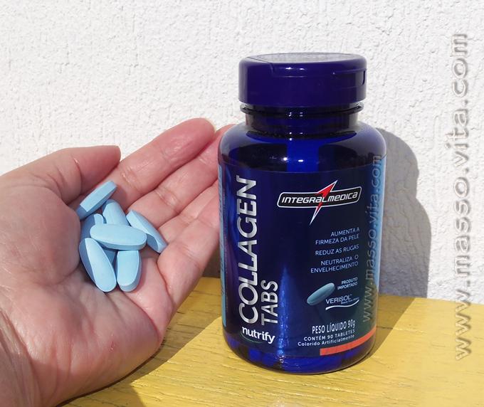 Colágeno  Hidrolisado em Tablets