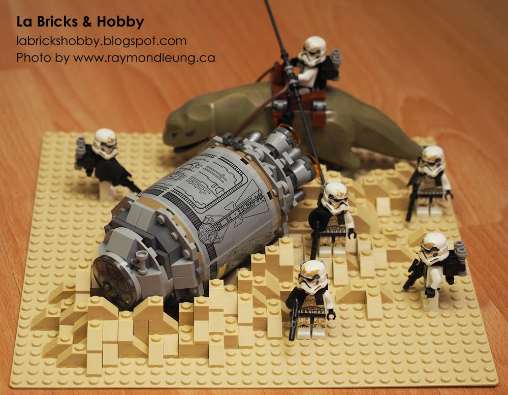 how to make lego star wars droids
