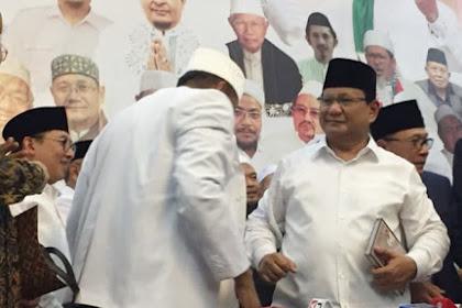 Inilah 17 Poin Pakta Integritas Prabowo dan Ijtima Ulama II
