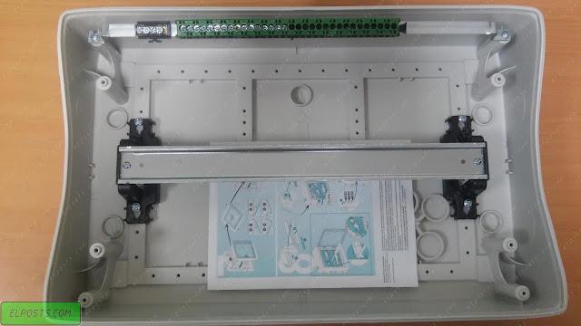 Щит Kaedra ip65