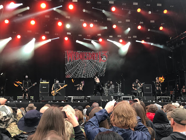 Wednesday 13 at Bloodstock 2018