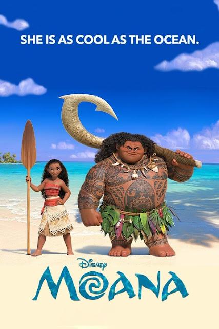 ดูการ์ตูน โมอาน่า ผจญภัยตำนานหมู่เกาะทะเลใต้