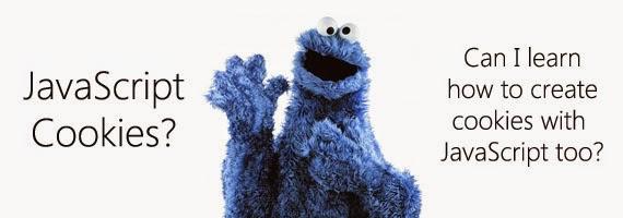 javascript ile cookie oluşturma ve okuma