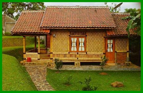 Contoh Desain Rumah Kampung Sederhana Terbaru | omundopelaboca