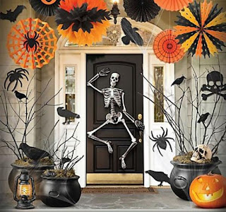 Halloween, ideas para decorar