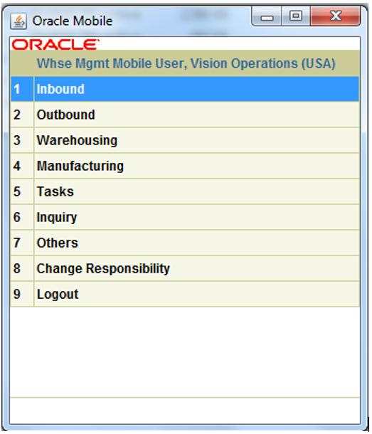 Enterprise Cloud Applications (ERP): Oracle Cloud