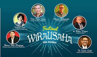 Festival Wirausaha TDA Medan 2013