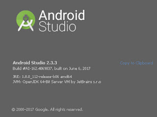 Run android studio di hp smartphone xiaomi