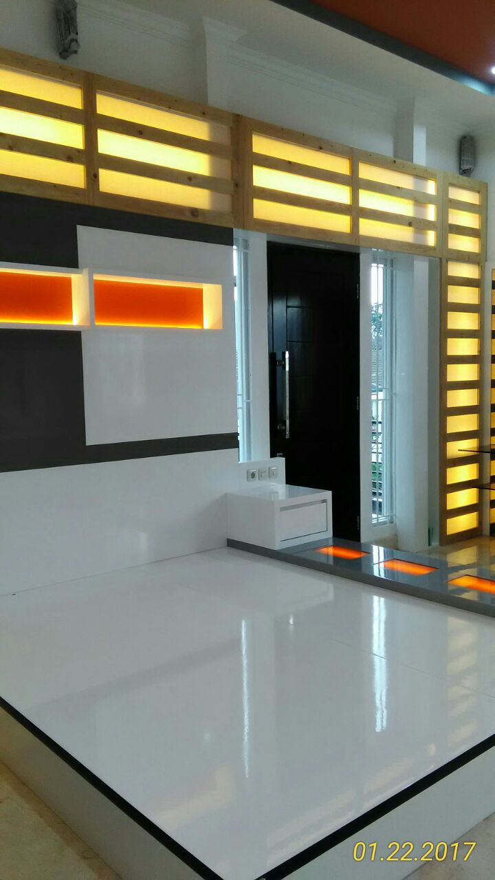 Jasa Desain Interior & Pembuatan Kitchenset,lemari,minibar,backdrop ...