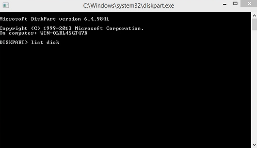 Cara Mudah Membuat Bootable Flashdisk Windows 8 / 8.1