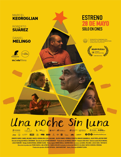 Ver Una noche sin luna (2014) Online