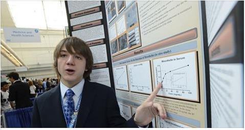 Cáncer: Joven de 16 años hace temblar a la industria farmacéutica