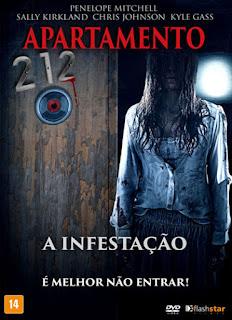 Apartamento 212: A Infestação - DVDRip Dual Áudio