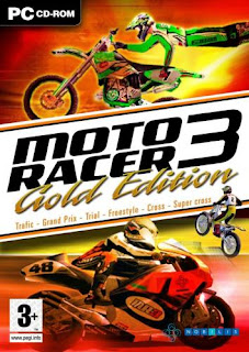 Moto Racer 3 Gold Edition (PC) 2007