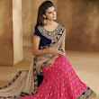 Latest Designer wedding Saree Designs for Girls