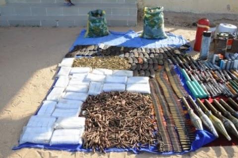 boko haram ammunition