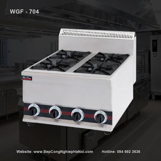 Bếp âu công nghiệp WGF-704