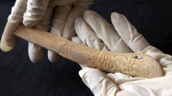 Arqueólogos hallan hueso de civilización antigua en Perú