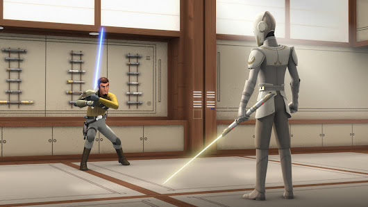 "Star Wars Rebels review: ""Shroud of Darkness"" 