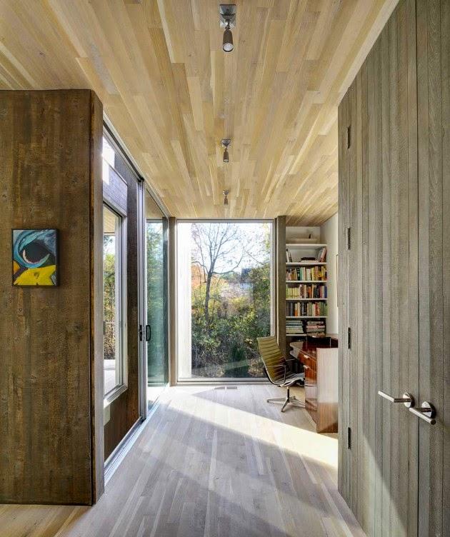 Casa moderna en east hampton minimalistas 2015 for Casa moderna 2014 espositori
