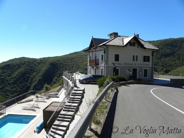 Hotel Draga di Lovrana -Laurana (Istria)